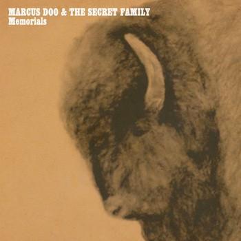 "Marcus Doo & The Secret Family, crítica de su EP ""Memorials"""