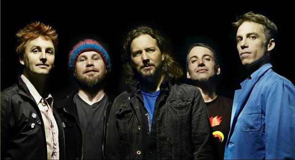 Empieza la celebración del veinte aniversario de Pearl Jam