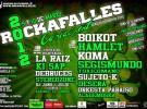 Rockafalles 2012, toda la información sobre el festival
