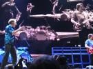 Van Halen, vídeo completo de su concierto en Indiana