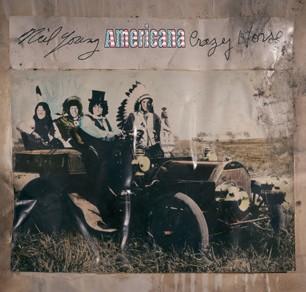 """Neil Young y Crazy Horse editarán """"Americana"""" en junio"""