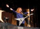 Dave Mustaine, Megadeth, totalmente recuperado tras su operación