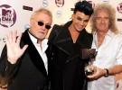 Queen prefieren a Adam Lambert como cantante
