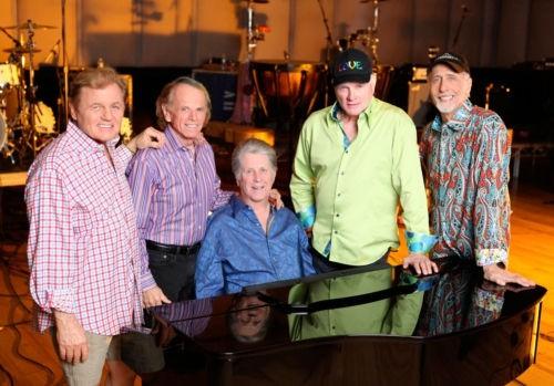 The Beach Boys iniciarán en España su gira por Europa