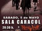 Dünedain estarán este sábado en la sala Caracol (Madrid) junto a Phoenix Rising
