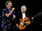 Paul Simon no grabará más con Art Garfunkel