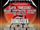 Festival Sonisphere Spain 2012: horarios, nuevo recinto y más datos de interés