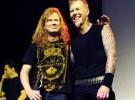 James Hetfield: «No hay motivos para no tener una buena relación con Dave Mustaine»