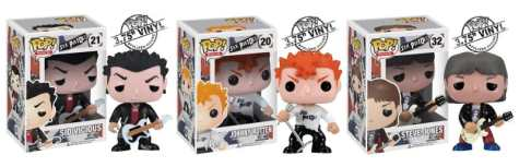 Sex Pistols, se ponen a la venta figuras de vinilo del grupo