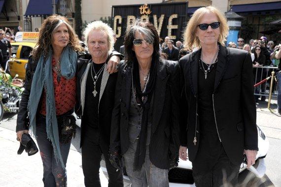 Aerosmith opinan sobre el disco en solitario de Steven Tyler