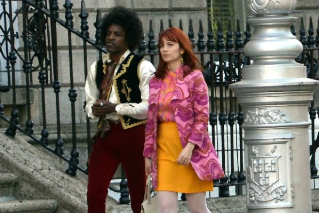 Jimi Hendrix, se prepara una película sobre su vida
