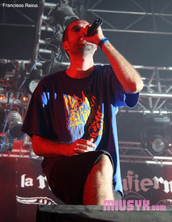 Narco Aúpa Lumbreiras!! 2012 Villena