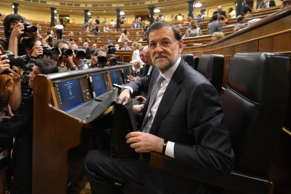 Mariano Rajoy Congreso