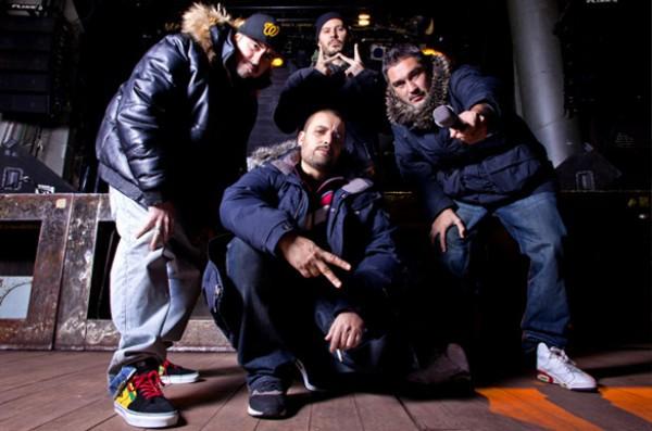 Violadores del Verso promo En Vivo 2012 rap