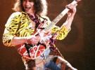 """Eddie Van Halen y su aportación a """"Beat it"""" de Michael Jackson"""