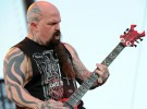 """Kerry King: """"Iron Maiden y Metallica viven de los grandes éxitos"""""""