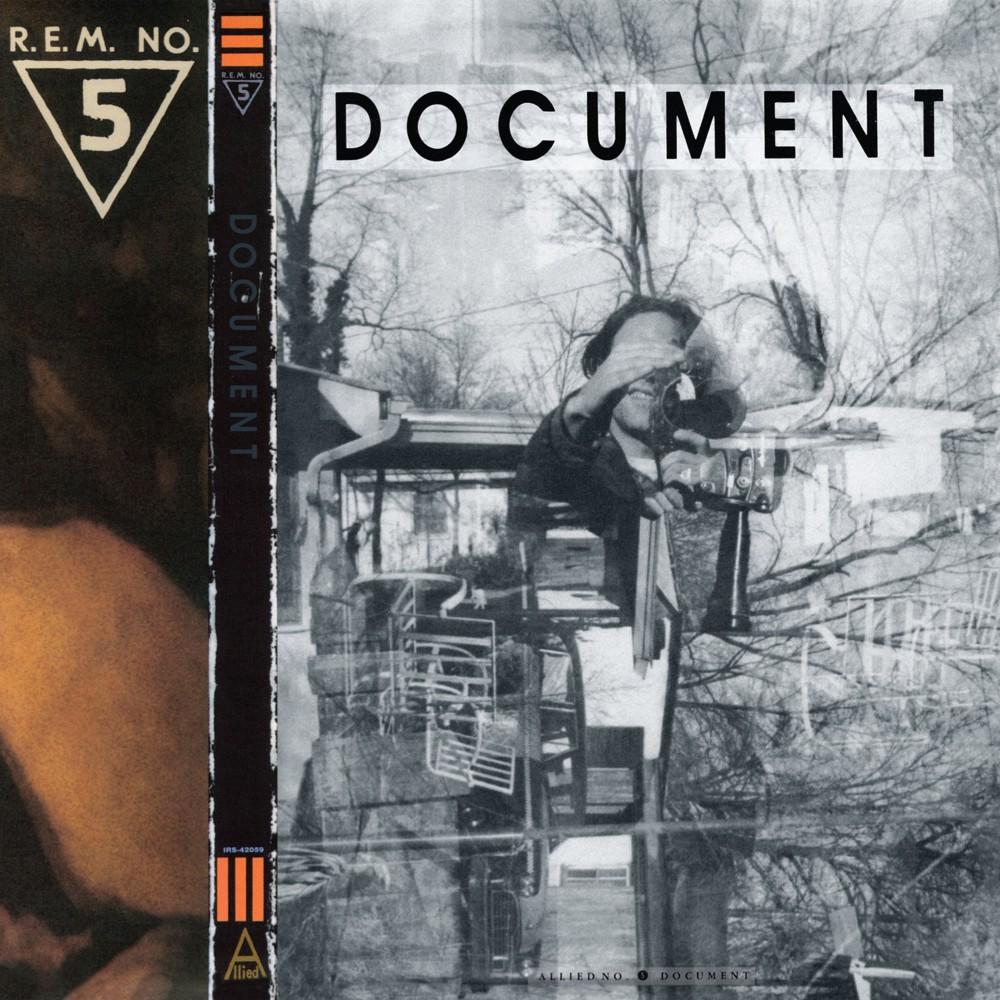R.E.M. celebran el vigésimo quinto aniversario de su disco Document