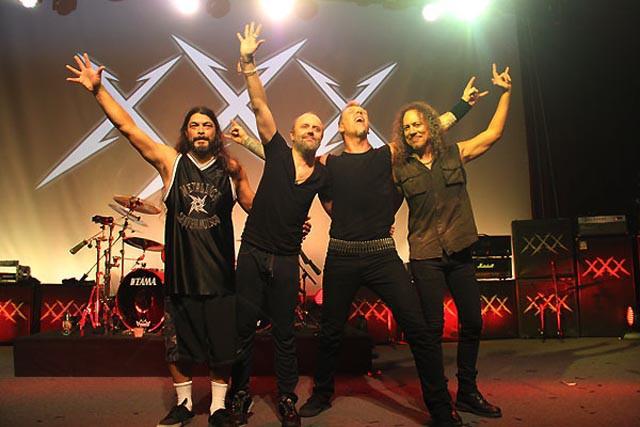 """Lars Ulrich: """"Espero que Metallica grabemos un disco en 2015"""""""