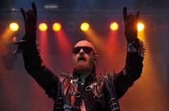 Rob Halford, entre el nuevo disco de Judas Priest y el Rock n´Roll Hall of Fame