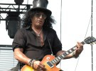 "Slash considera ""surrealista"" el volver a tocar con Guns n´Roses"