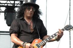 Slash elogia la energía de los fans en sus conciertos
