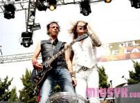 Lujuria Leyendas del Rock 2012 Beniel