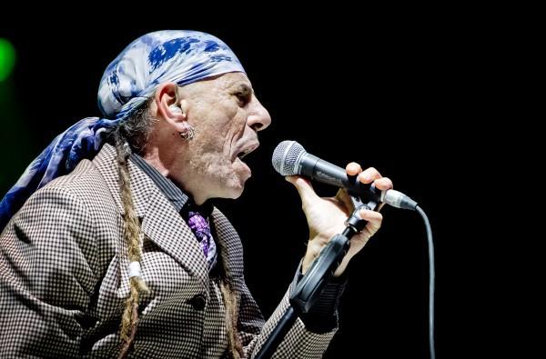 El Drogas En Vivo 2012 directo Tom Hagen