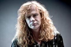 """Dave Mustaine: """"Siento un enorme respeto por Kirk Hammett"""""""