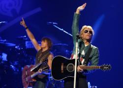 Bon Jovi continua la gira sin Richie Sambora
