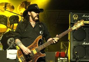 Lemmy, su salud le obliga a cancelar la gira por Brasil de Motörhead