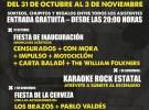 Rock Estatal Club, se inaugura su sala de conciertos en Hortaleza