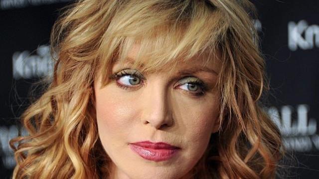 Courtney Love niega el regreso de Hole