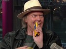 Neil Young edita «Already Great», el single de su nuevo disco The Visitor