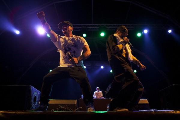 Duo Kie Locus Nerviozzo directo En Vivo 2012 Rivas David Durán