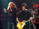 Led Zeppelin, Page componiendo, Plant criticando