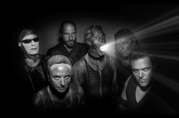 Rammstein confirman gira por España en abril de 2013