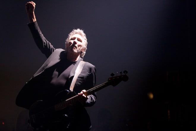 Roger Waters, detalles del primer concierto de su nueva gira
