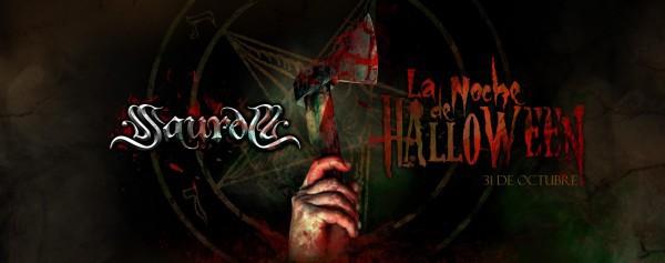 Saurom lanzan la película,videoclip \u0027La noche de Halloween\u0027 y vuelven a  superarse a sí mismos