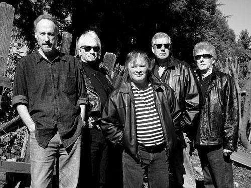 The Sonics, gira por España en noviembre