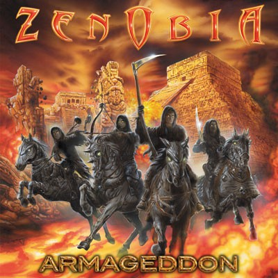 Zenobia lanzará 'Armageddon' el 12 de diciembre