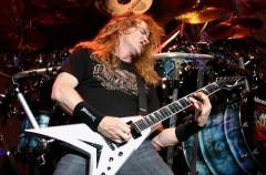 Dave Mustaine, mensajes desde el estudio de grabación