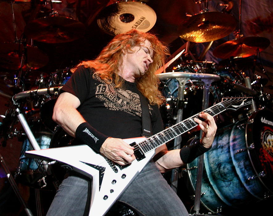 Dave Mustaine comenta la popularidad del heavy metal