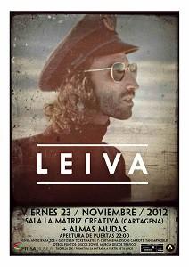 """Leiva continúa con su gira """"Diciembre"""""""