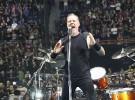 Metallica, actuación en Glastonbury con polémica