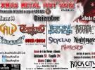 Xmas Metal Fest, el 14 y el 15 de diciembre en Valencia