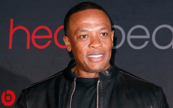 Dr. Dre photocall