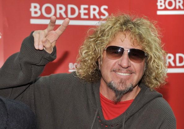 """Sammy Hagar: """"Mi última reunión con Van Halen fue un horrible final para una gran historia"""""""
