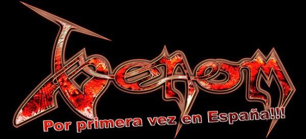 Venom Leyendas del Rock 2013