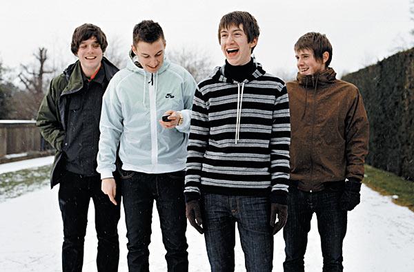 Arctic Monkeys podrían sacar nuevo disco este mismo año