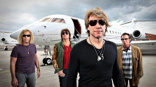 Bon Jovi, concierto en Madrid